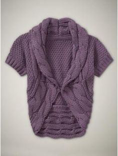 Baby Gap Knit Shrug