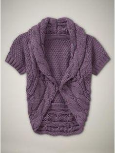 Baby Gap Knit Shrug