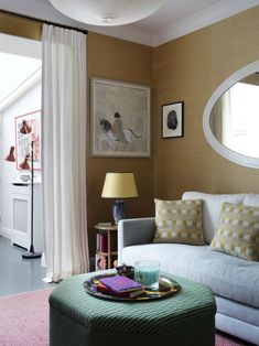Paddington Pied-à-Terre: A Colorful Small-Space London Design by Beata Heuman