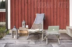 Outdoor Office. Outdoor Office, Barcelona Chair, Winter House, Lounge, Cottage, Life, Furniture, Home Decor, Airport Lounge