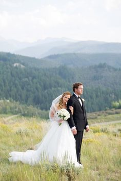 Classic Mountain Wedding | COUTUREcolorado WEDDING: colorado wedding blog + resource guide