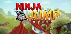 Ninja Jump v1.02 APK  -Download the latest version of Ninja Jump Game for Android from here for free !