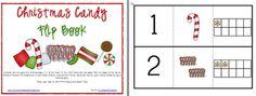 christmas candy math printable