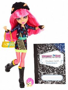 #monsterhigh #muñeca #doll
