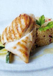 vcielkaisr-mojerecepty: Kurací steak s kuskusom z farebných paprík a ragú ...