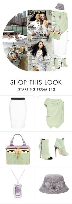 """""""True friendship is seen with the heart not with the eyes."""" by terrelynthomas ❤ liked on Polyvore featuring New Look, Roland Mouret, Giancarlo Petriglia, Grey Mer, Dolce Giavonna, brunch and funbag"""