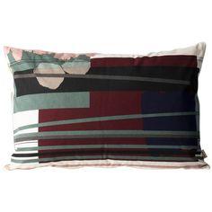 Colour Block - Pillows Ferm Living on YOOX. The best online selection of Pillows Ferm Living. Modern Throw Pillows, Accent Pillows, Decorative Pillows, Danish Interior Design, Danish Design, Scandinavia Design, Studio Apartment Decorating, Colourful Cushions, Color Blocking