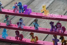My Little Pony Blind Bag Display Case!