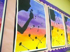 Dandelion Poetry & Art Project