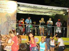 Jardineira é atração do pré-Carnaval em Amarante