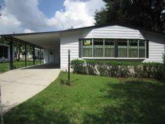 Meri Mobile Home For Sale  in Ocala, FL via MHVillage.com