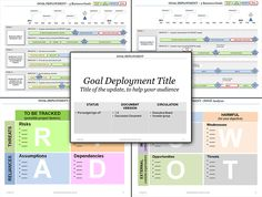Simple Powerpoint Product Roadmap Template  Template