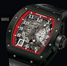 Richard Mille RM 030 black night limited edition