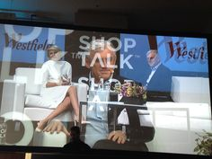 Westfield Corporation Steven M Lowy - Using data to get more commerce, more connections, better experience! #westfieldcorp #westfield #24notion #shoptalk16 @westfieldau