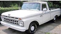 '65 Ford, my grandpa had one like this.