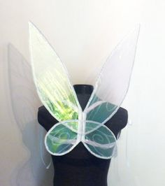 Tinkerbell wings fairy adult size costume by CraftyLilThings