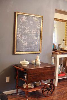 antique tea cart of Furniture, Tea Trolley, Shabby Chic Dresser, Vintage Tea, Traditional Dining Room, Decor Display, Tea Room, Vintage Tea Cart, Cool Furniture