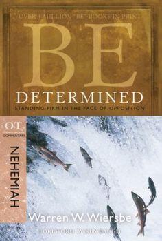 Be Determined - eBook  -     By: Warren W. Wiersbe