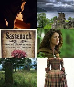 kat-from-minasmorgul:   Ship aesthetics (4/?) →...   Outlander:Jamie&Claire;:Scotland: