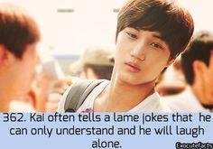 kai exo fact 362