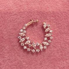 indian jewellery wedding jewelry bridal jewelry new - Custom Jewelry Ideas Nose Ring Jewelry, Indian Jewelry Earrings, Indian Jewelry Sets, Jewelry Design Earrings, Gold Earrings Designs, Wedding Jewelry, Nose Rings, Indian Gold Jewellery, Prom Jewelry