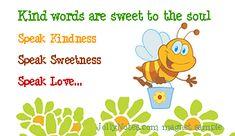 Kindness ...