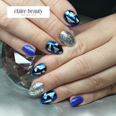 Nail Swag, Chrom Nails, Designs, Face, Claire, Nail Studio, Solothurn, New Week, Weihnachten