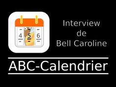 Bell Caroline et ABC-Calendrier - YouTube