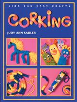 This is the most comprehensive book on corking/French knitting/spool knitting for kids and beginners of all ages. The projects are not just limited to small diameter spools, but also include clothing and other projects created on larger diameter spools.