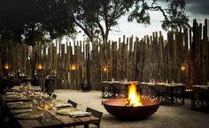 Mombo Wilderness Safaris Botswana ǀ Genuss Touren Okavango Delta, Safari, Outdoor Spaces, Outdoor Decor, Outdoor Fire, Game Lodge, Patio Heater, Plunge Pool, Gardens