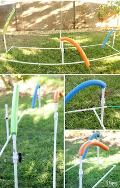 DIY Kid's Water Blasters