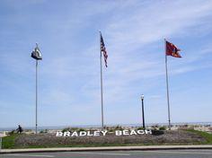 Bradley Beach Flags