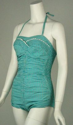 Darling bathing suit from Palm Beach Vintage