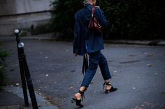 The Most Enviable, Chic Street Style Looks from New York, London, Mila Photos | W Magazine