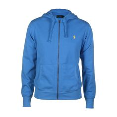 Ralph Lauren Polo Mens Winslow Blue Hooded Sweat Top  £135.00