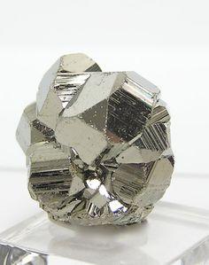 Peruvian Golden Pyrite Nugget on Etsy by Fender Minerals