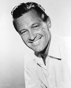William Holden (17 April 1918 – 12 November 1981) - American actor