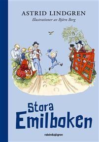 Alla älskar Emil! Boken innehåller tre Emilböcker: Emil i Lönneberga, Nya hyss av Emil i Lönneberga och Än lever Emil i Lönneberga. Med massor av svartvita originalillustrationer av Björn Berg.   Böckerna om Emil och Ida handlar om Astrid Lindgrens eget Småland och berättelserna är inspirerade av hennes fars barndomsminnen. De har blivit mycket älskade, inte minst tack vare Björn Bergs suveräna bilder.