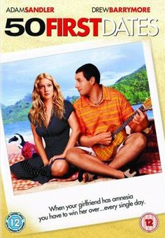 Status - Used, Condition - poor, Type - widescreen special edition DVD, Rated - Comments: this DVD is scratched; movie starring Adam Sandler and Drew Barrymore Rent Movies, Good Movies, Movie Info, I Movie, Ariana Grande, Mr Deeds, Adam Sandler Movies, Rob Schneider, 50 First Dates
