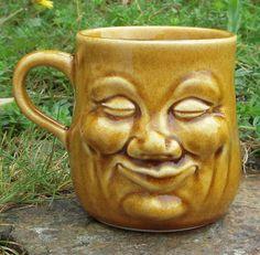 Vintage/Retro A Genuine Cadburys Snacksoup Mug 1960 - 1979