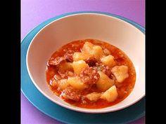Denny Chef Blog: Stufato di patate e chorizo