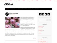 Adelle Theme — WordPress Themes for Blogs at WordPress.com