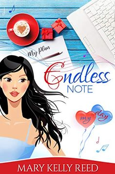 Endless Note: A Fake Relationship Romantic Comedy (My Day Book 2) by Mary Kelly Reed Fake Relationship, Day Book, Breakup, Comedy, Notes, Romantic, Disney Characters, Kindle, High School
