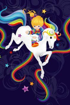 Yes I remember Rainbow brite Bild Tattoos, Dibujos Cute, Love Rainbow, Saturday Morning Cartoons, Rainbow Brite, 90s Cartoons, 80s Kids, Cartoon Shows, Cartoon Art
