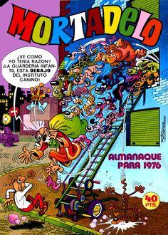 Mortadelo Época 1ª Almanaque 1976