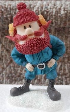 Enesco Rudolph and the Island of Misfit Toys Mini Figurine - Yukon Cornelius Christmas Cartoons, Christmas Books, Christmas Photos, Vintage Christmas, Christmas Crafts, Christmas Characters, Rudolph Christmas, Christmas Holidays, Yukon Cornelius