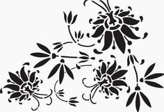 motif no 81 stencil from the stencil library online catalogue buy stencils online stencil code. Black Bedroom Furniture Sets. Home Design Ideas