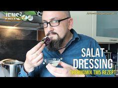 Heute machen wir mal ein Salatdressing selber in unserem Thermomix. Geht ganz einfach und auch ganz schnell. Vorab zeige ich euch ein Video dazu, das Rezept findet ihr darin, natürlich auch direkt hier. na dann fangen wir mal an :)https://www.youtube.com/watch?v=tc_mDP06RJA&t=55sSal