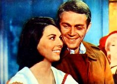 Steve McQueen, Natalie Wood | Love with the Proper Stranger | 1963 | as Rocky Papasano