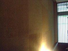 市松紋様土壁